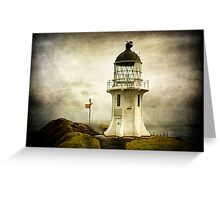 Cape Reinga Lighthouse, New Zealand (II) Greeting Card
