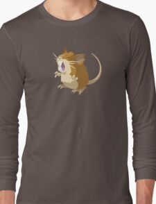 Raticate Long Sleeve T-Shirt