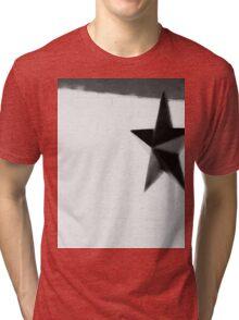 STAR WALL Tri-blend T-Shirt