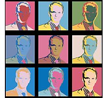 Bro Pop Art Photographic Print