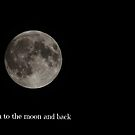 giant moon  by marxbrothers