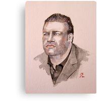 Joseph Calleja Canvas Print