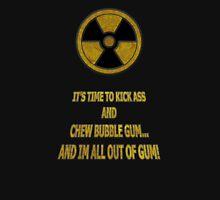 Duke Nukem - Chew Bubble Gum T-Shirt