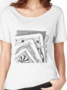 Stacked Women's Relaxed Fit T-Shirt