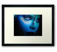 Blue Sue Framed Print
