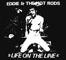 Eddie & The Hot Rods by bugeyes
