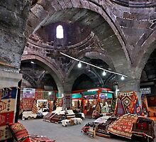 The Bedesten of Kayseri - Turkey by Hercules Milas
