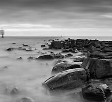 Breakwall by Patrick Reid