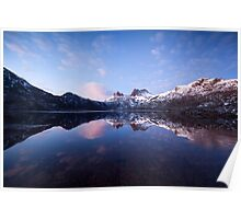 A New Day Dawns at Cradle Mountain Poster