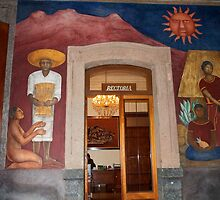 Diego Rivera Mural by styles