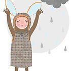 Rainy Day by EmmaIllustrator