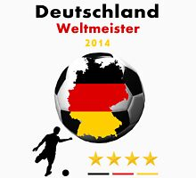 deutschland weltmeister 2014 Unisex T-Shirt