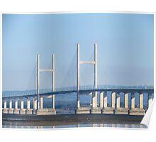 2nd Severn Bridge Poster
