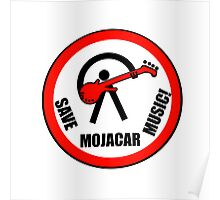 Save Mojacar Music Poster