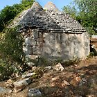 Abandoned Trullo by Matthew Gordon