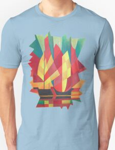 Sails and Ocean Skies Unisex T-Shirt