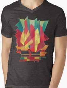 Sails and Ocean Skies Mens V-Neck T-Shirt
