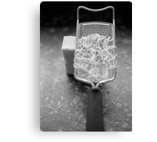 Grater Canvas Print