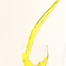 Glass of Yellow? by Amy Dee