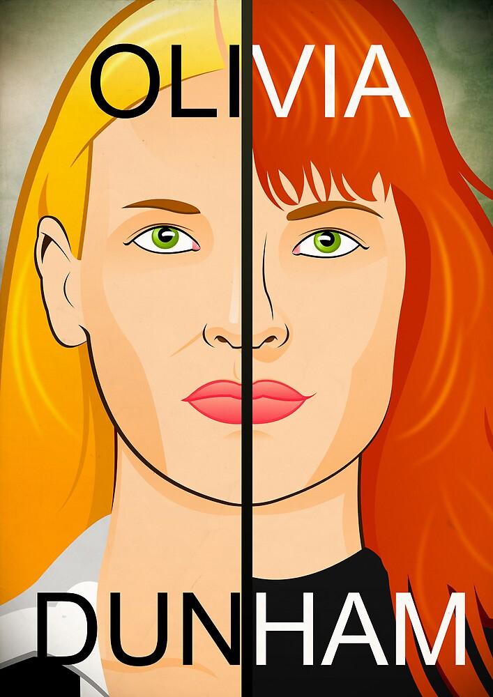 Olivia VS Fauxlivia | Fringe by Tom Trager