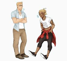 Dragon Age | Modern AU Alistair and zevran T-Shirt
