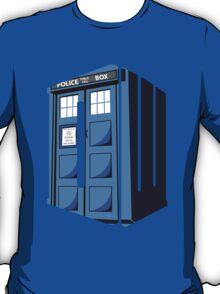 Doctor Who - Tardis Logo T-Shirt