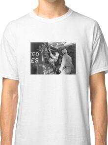 John Glenn Entering Friendship 7 Spacecraft Classic T-Shirt