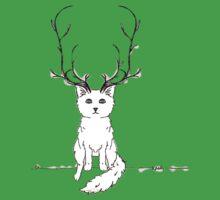 Kitty Deer Kids Tee