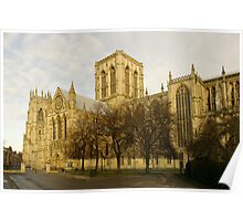 York Minster (cathedral) England Poster