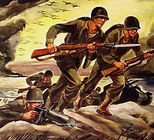 Buy War Bonds -- WW2 Propaganda by warishellstore