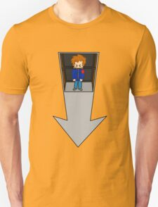 Scott Pilgrim - Elevator to the Chaos Theatre T-Shirt