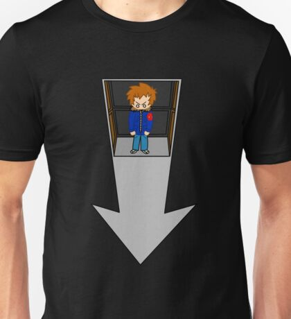 Scott Pilgrim - Elevator to the Chaos Theatre Unisex T-Shirt
