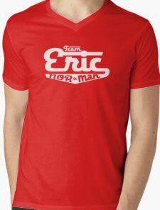 Team Eric Northman (white) Mens V-Neck T-Shirt