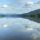 Coniston Water..English Lake District by Jamie  Green