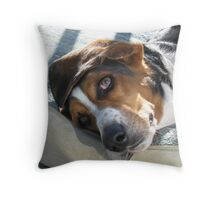 Lunabelle July 27, 2011 Throw Pillow