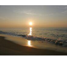 5:58 AM Beach Sunrise II Photographic Print