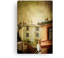A little Tuscany in Hastings Canvas Print