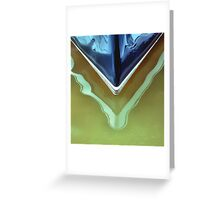Bow Reflection Greeting Card