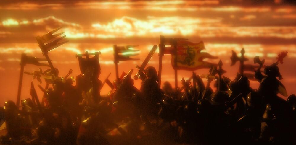 Kingdom of Sunset by Shobrick