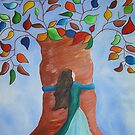 Tree of Hope by Jan Carlton