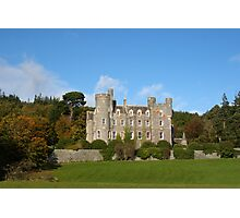 Castlewellan Castle, Northern Ireland Photographic Print