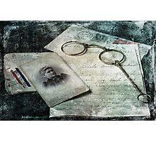 Faded Memories Photographic Print