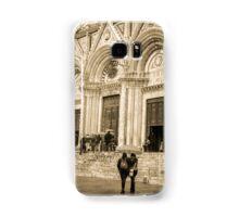 Friends at Siena Duomo  Samsung Galaxy Case/Skin