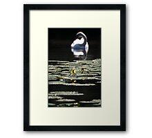 Hello Earth (Kate Bush) Framed Print