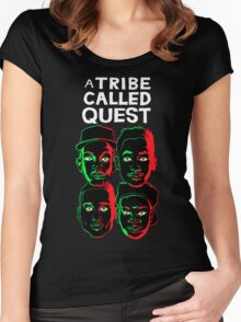atcq 1 Women's Fitted Scoop T-Shirt