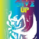 never give up by evon ski