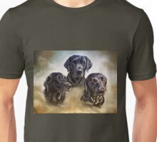 Three companions Unisex T-Shirt