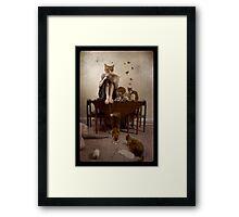 Beatrix' Revenge Framed Print