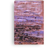 driftwood from Baltic sea Canvas Print