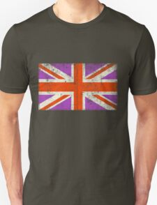 Punk Union Jack Flag Unisex T-Shirt